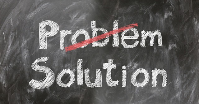problém a řešení