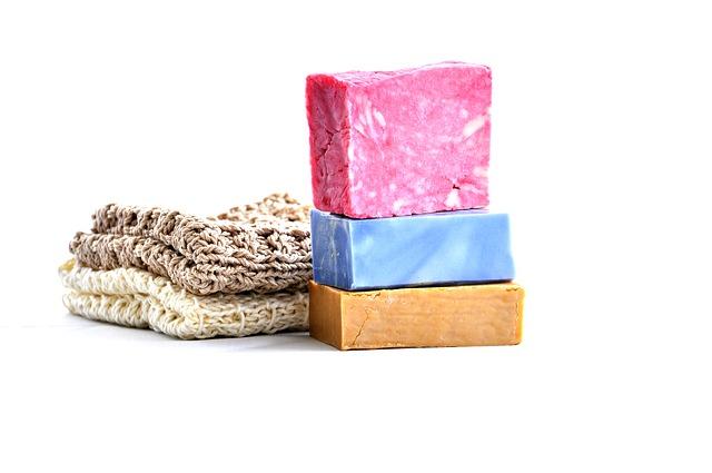 kusy mýdla