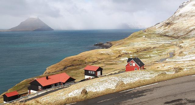 Faerské ostrovy - Foroyar
